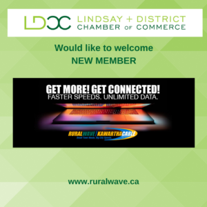 Ruralwave Joins The Lindsay & District Chamber of Commerce
